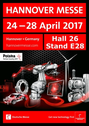 2017 Trade fairs: Hannover Messe