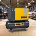 AIR SIL: i compressori a pistoni con il più basso livello di rumorosità della categoria.