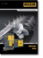 New MERCURY-SIRIO catalogue: belt-driven rotary screw compressors from 2.2 up to 75 kW