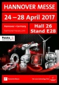 Fiere 2017: Hannover Messe